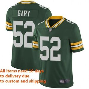 Other - Green Bay Packers Rashan Gary Green Jersey